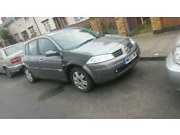 Renault megane for sale or swaps
