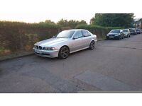 BMW 530D 5series automatic diesel 5 series 2001