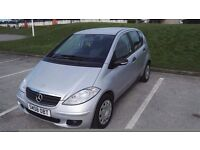 Mercedes A150 automatic 2008