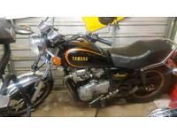 Yamaha xs400 special 1982