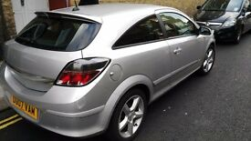Vauxhall Astra coupe Sri