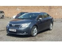 2009 (09) TOYOTA AVENSIS 2.0 D4D T4 *** VERY HIGH MILES** TAKEN IN PX TO CLEAR**