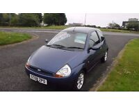 FORD KA ZETEC,2008,ALLOYS,AIR CON,ELECTRIC WINDOWS,47,000,VERY CLEAN,IDEAL FIRST CAR, LOW INSURANCE