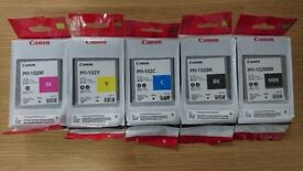 Canon PFI102 Ink Tank 130ml - Multi-Pack