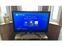 Toshiba regza 42 FULL HD tv good condition with remote 42X3030DB
