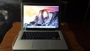 "Used 13"" Macbook Silver with Intel Core 2 Duo Processor for Sale"