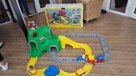 Little Tikes Mountain Peak & Railway Train Play Set