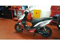 YAMAHA JOG 50cc SCOOTER - 1 YEAR MOT & SERVICE - DELIVERY AVAILABLE.