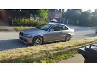 """swap bmw 320d coupe m sport with 19"""" csl style wheels"""