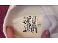 Size 8 jackwills Genuine jumper.