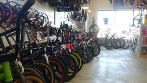 New and Used Bikes, New Accesories, and Bike Parts