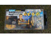 New Plasplugs Compact Drill Sharpener