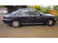 Family owned Rover 75 Classic 1.8 engine