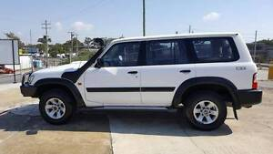 2003 NISSAN PATROL GUIII ST WAGON 4x4 3.0L TURBO DIESEL AUTOMATIC Varsity Lakes Gold Coast South Preview