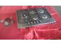 Gas COOKER 5 HOB BURNER AVAILABLE FOR SALE