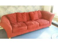 large 3 seater couch in very good condition