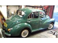 Classic Car - 1970 Morris Minor