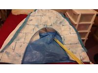 Ikea igloo tent
