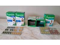 Vitabiotics Pregnacare Max and Breastfeeding capsules