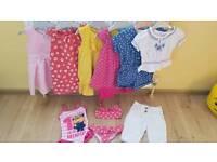 Girls clothes bundle 12-18mths