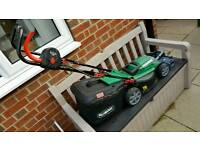 qualcast 36v crdless lawnmower