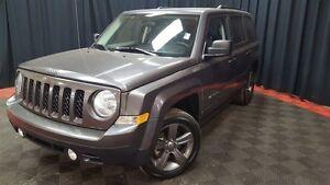 2015 Jeep Patriot High Altitude w/ Leather/Sunroof! Edmonton Edmonton Area image 2