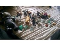 Star Trek: Assortment of figures and models