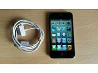 Apple iPod Touch 4th Generation 8GB Black