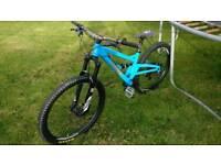 Orange bikes 'Four' Mountain Bike