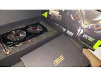 ASUS NVIDIA GTX 980 Strix 4GB OC