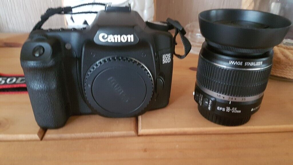 Canon 50D    low shutter count | in Hartlepool, County Durham | Gumtree
