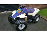 Lt80 quad (can be sold with trailer)