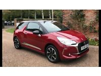 "2016 CITROEN DS3 ELEGANCE BLUEHDI S/S ~LIKE NEW~TOP SPEC~7"" DISPLAY~USB~AUX~*FINANCE AVAILABLE*~"