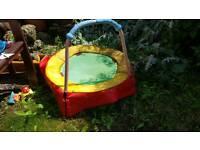 Kids / toddler trampoline