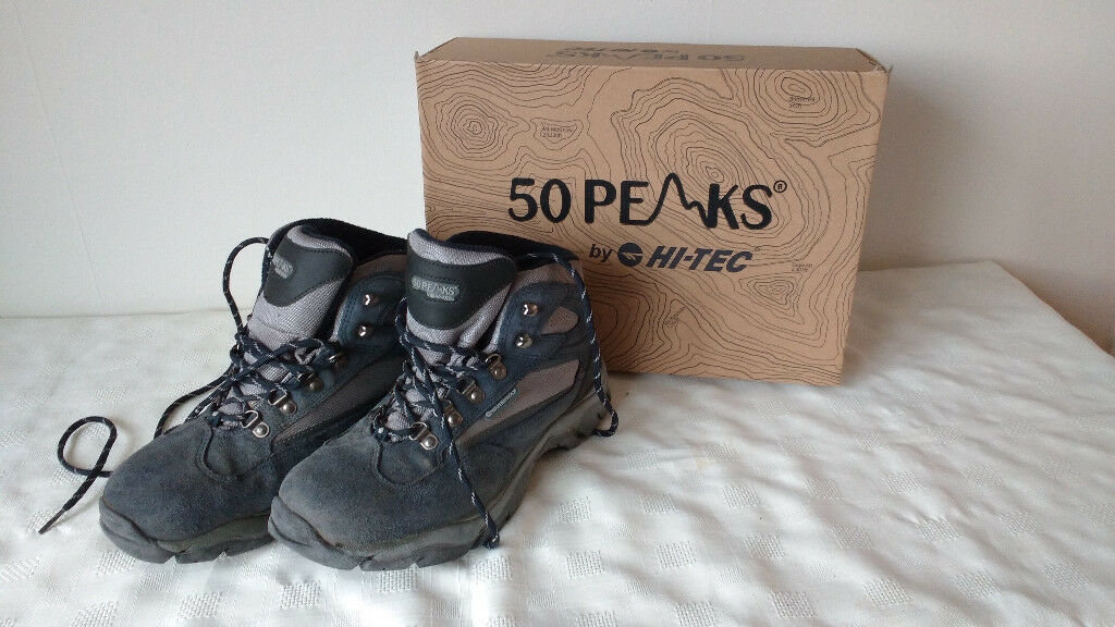 5. Women's/Girls size 7 Hi Tec Waterproof Hiking boot