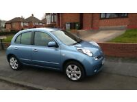 Nissan Micra Acenta AUTOMATIC Blue *** Low Mileage ***