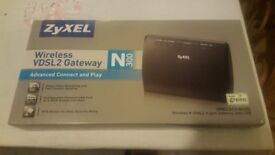 Zytel Wireless Router - Brand New