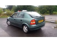 Vauxhall astra 1.6 in good condition long tax&mot bargain £280