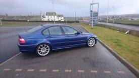 BMW E46 330d SPORT INDIVIDUAL - MANUAL - 6 Speed