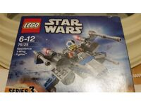 Star wars lego 75125 Resistance xwing fighter new