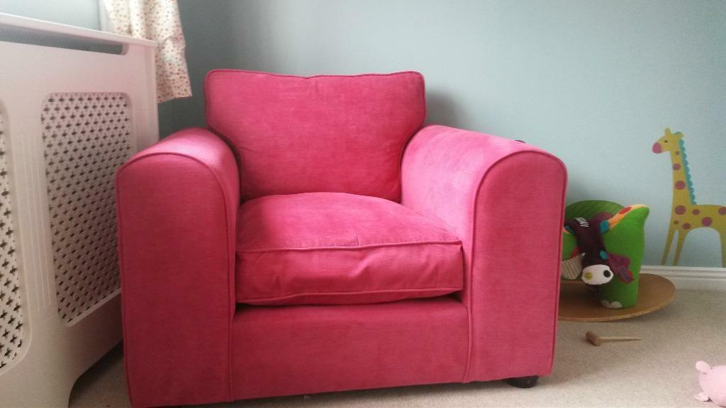 beautiful pink armchair for sale in Swindon Wiltshire  : 86 from www.gumtree.com size 1024 x 576 jpeg 50kB