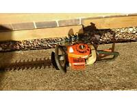 Echo triple blade hedge trimmer