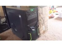 i5 Gaming PC, 8GB DDR3 RAM, 500GB HD, Geforce GT 710 2GB, Gaming Case, Office, Photoshop CS6, Win 10