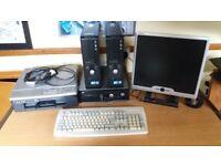 Dell Optiplex 780 Bundle Use As Either Servers Or Desktops