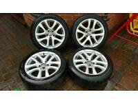 Vw scirocco alloy wheels