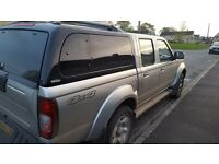 Nissan Navara good condition for age drives well