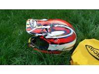 helmet Suomy Mx-18