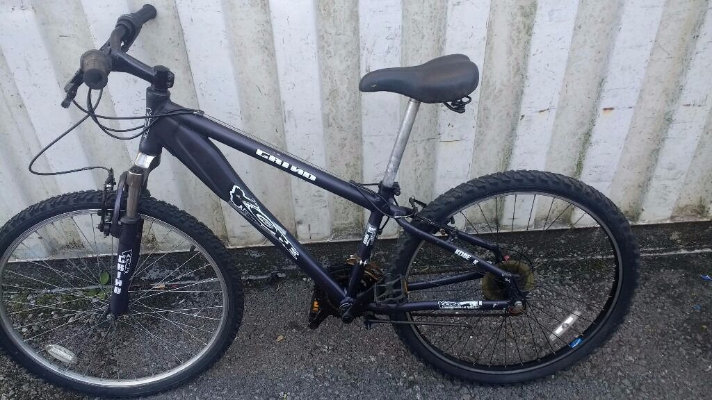 Kobe Grind Mountain Bicycle 21 Speed 26 Inch Wheel Available For