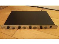 Sytek MPX-4Aii - Four-Channel Microphone Preamplifier - Burr-Brown Op Amps