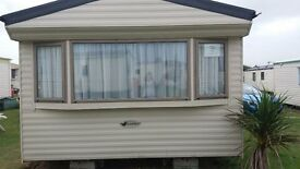 2011 3 Bed Willerby Rio Gold at Harlyn Sands near Padstow